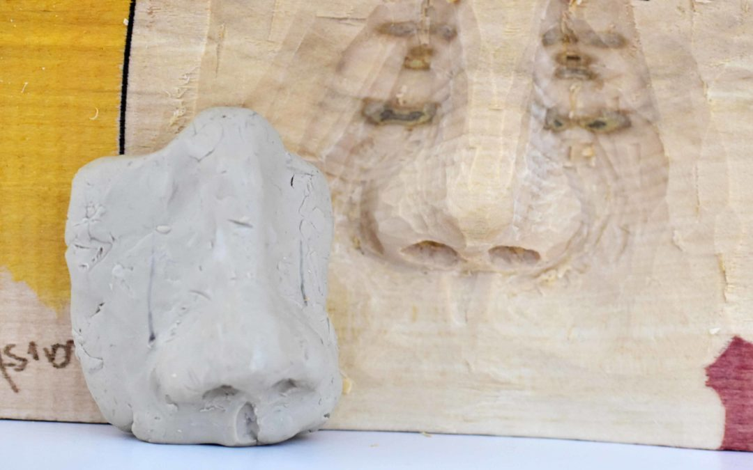 Carving Book Part I: Parts of the face – nose